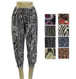 36 Bulk Womens Fashion Assorted Syle Pants