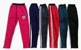 120 Bulk Kids Active Basic Winter Jogger Pants