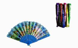 120 Bulk Chinese Japanese Party Handheld Fan