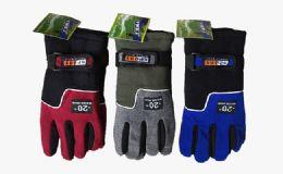 132 Bulk Waterproof Insulated High Dexterity Gloves