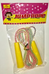 96 Bulk Jump Rope In Bag Header