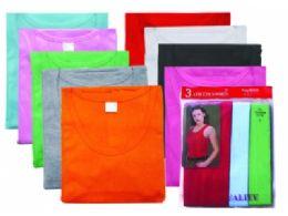 180 Bulk Womens Three Piece Athletic Shirts Top Quality