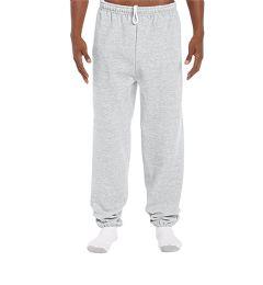 18 Bulk Adult Unisex Gildan Ash Grey Adult Sweatpants,size Medium
