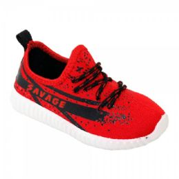 9 Bulk Kids Blessed Jogger In Red And Black