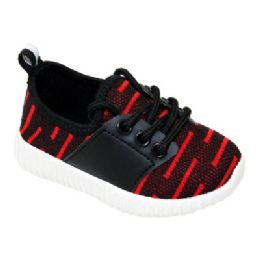 9 Bulk Kids Bar Jogger In Black And Red