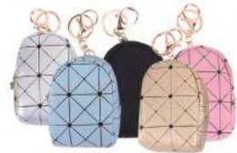 24 Bulk Assorted Color Coin Bag