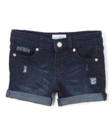 12 Bulk Girls' Denim Shorts Size 7-14