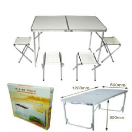 2 Bulk Outdoor Table And Chair Set