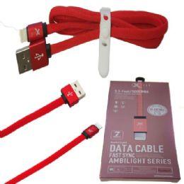 36 Bulk Phone 110 Data Cable Ios 3.3 Feet