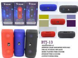 4 Bulk Tall Led Bluetooth Portable Speaker