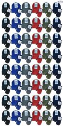 96 Bulk Yacht & Smith Wholesale Kids Beanie And Glove Sets Beanie Mitten Set 96