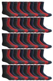 60 Bulk Yacht & Smith Womens Winter Thermal Crew Socks Size 9-11