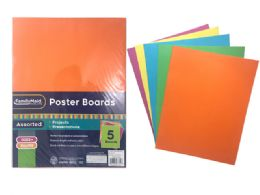 "120 Bulk 5 Piece 11x14"" Poster Boards"