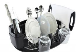3 Bulk Dish Rack