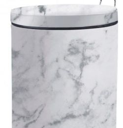 2 Bulk 20 Liter Marble Stepbin