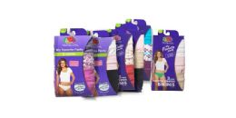 24 Bulk Women's Fruit Of Loom 3 Pack Bikini Underwear, Size 2xlarge