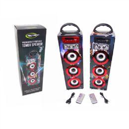 4 Bulk Hi Fi Portable Tower Speaker