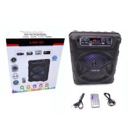 8 Bulk 8 Inches Portable Speaker