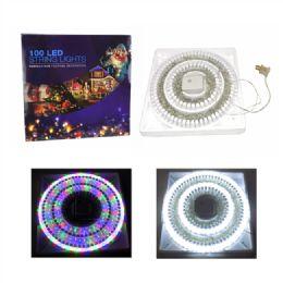 60 Bulk 100 Led Christmas Lights
