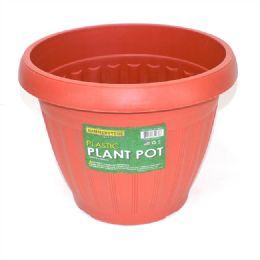 36 Bulk 1 Piece Classic Plastic Plant Pot
