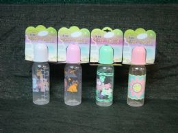 24 Bulk Baby Bottle 8oz With Design