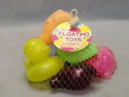 36 Bulk 7 Piece Plastic Floaties
