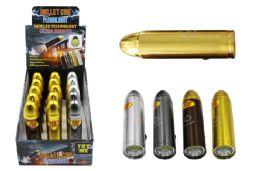 15 Bulk Cob Led Bullet Flashlight Ultra Bright