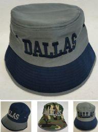24 Bulk Bucket Hat [dallas]