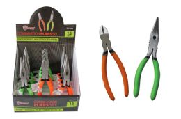 15 Bulk Diagonal/long Nose Pliers