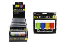 18 Bulk Key Tag Rack