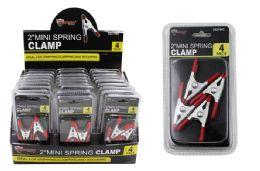 24 Bulk Metal Spring Clamps