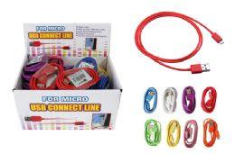 36 Bulk Micro Usb Cable
