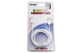 24 Bulk Micro Usb Cable Extra Long Cable Carded