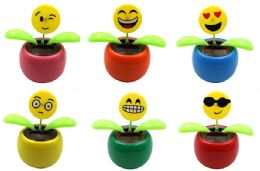 72 Bulk Emoji Sunny Jiggler