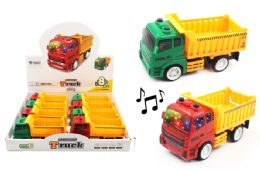 24 Bulk Dump Truck With Lights And Sounds