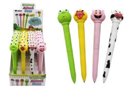 48 Bulk Animal Led Pen With Sounds