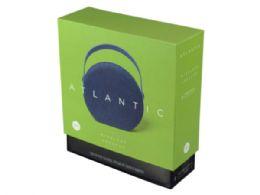 3 Bulk Ijoy Navy Blue Atlantic Bluetooth Speaker