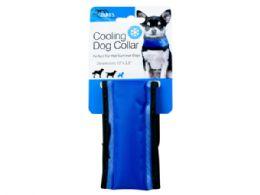36 Bulk Small Cooling Dog Collar