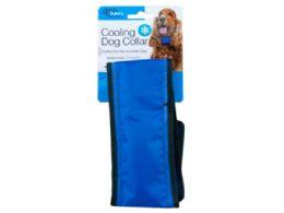 18 Bulk Medium Cooling Dog Collar