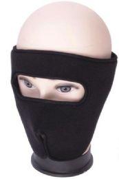 120 Bulk Unisex Black Winter Ski Mask