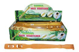 72 Bulk Bamboo Back Scratcher