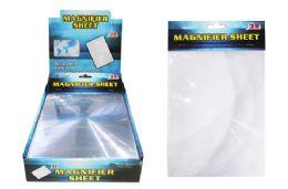 36 Bulk Magnifier Sheet