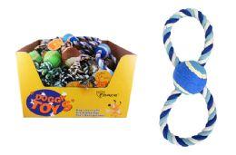36 Bulk Dog Rope Toys