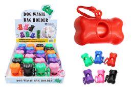 48 Bulk Dog Waste Bag Holder