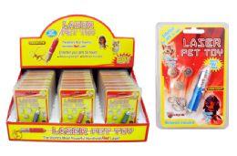 48 Bulk Laser Pet Toy