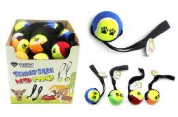36 Bulk Tennis Ball With Strap