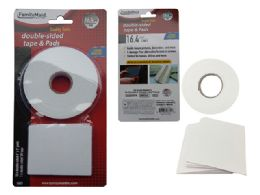 96 Bulk Double Sided Tape And Pads