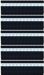 60 Bulk Yacht & Smith Men's 32 Inch Cotton King Size Extra Long Black Tube SockS- Size 13-16