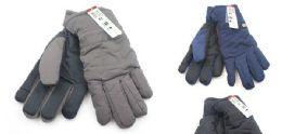 24 Bulk Men's Sport Insulated Ski Gloves