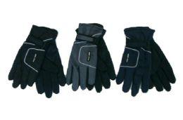 24 Bulk Mens Sport Ski Gloves Extra Large